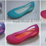 2014 eva jelly sandal and slippers shoes from bsci audit factory liyoushoes