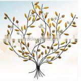 2015 China Anxi Hot Sales Wrought Iron Household Adornment Wall Hanging tree of life Pendant Charms
