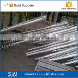 hot dipped galvanized ground spike anchor for solar foundation