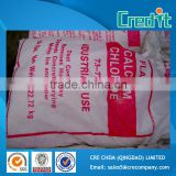 Supply for Dust Control Dihydrate Flake Calcium Chloride Road Salt