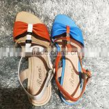china wholesale flat brand name women high quality brand name women sandals