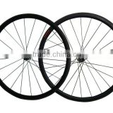 full carbon light and high performance carbon wheel tubular32mm