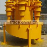 Long Working Life Gold Equipment Cyclone Sand Separator