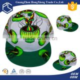 Cute Fashion design your own 6 panel snapback cap baby boy summer hats