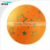 Champion Sports 13 Inch Rubber Playground Dodgeball Kickball Ball