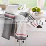 cotton and linene table cloth and tea towel