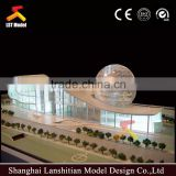modern building model for museum with China manufacturer