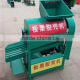 electrical chestnut peelling machine