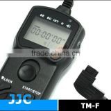 JJC TM-F telecommande remote switch for SONY RM-S1AM/KONICA MINOLTA RC-1000S/ RC-1000L for Sony A300 A700 A900 A55 A77