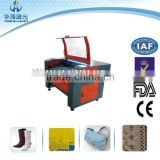 60W/80W/100W laser cutter/ laser engraver HB-1060 Laser Cutting /Engraving Machine for density board with high quality