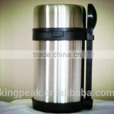 500ml stainless steel vacuum Hot Cold Food thermos lunch box/stainless steel 304 thermos flask container /Metal lunch box