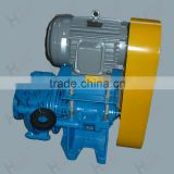 Submersible slurry pumps for severe duty dredging
