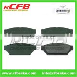 BRAKE PAD FOR MITSUBISHI COLT,LANCER,LIBERO,MIRAGE