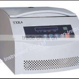Latest hospital blood test TXK4 Blood Card Centrifuge/ chinese medical using centrifuge SALE