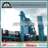 100T/H movable bitumen mixing machine