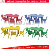 Customized colorful mating table and arm-chair for kids