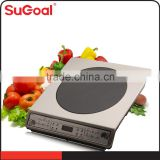 3500w commercial stainless steel Induction cooker,High quality with CB ETL certification