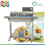 Paper Pouch automatic new design band continuous sealing machine with gas flushing                                                                         Quality Choice