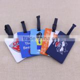 Various of waterproof pvc luggage tags /rubber baggage tags/ leather luggage tags wholesale                                                                                                         Supplier's Choice