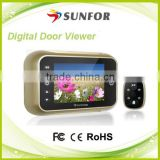 3.5 inch hd picture photo taking dog barking doorbell
