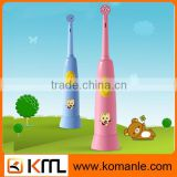 Hot selling New design Kids cute musical toothbrush