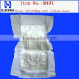 Disposable maternity pad with soft Cotton Cover and High Absorbent layer