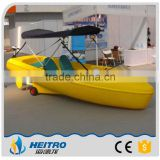 Trade Assurance Plastic Kids Electric Boat
