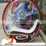 factory direct kids park amusement swing le bars happy car leswing car for kids & adults