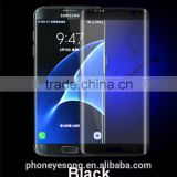 Factory price phone accessories Tempered Glass Screen protector/film for Samsung Galaxy S7 EDGE