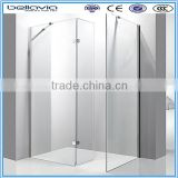 bathroom shower made in china ,7685Gtwo doors,fixed and mobile door shower enclosure/shower cabin/shower door seals