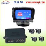 auto electronics Bi Bi buzz or human voice indicate car reversing security systems