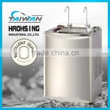commercial standing stainless wall mounted hot water dispenser