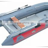 2016 popular and high quality jet powered kayak, inflatable boat with aluminum floor, pontoon boat