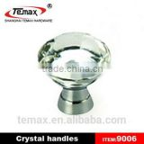 high quality crystal handle for cabinet Shanghai Temax