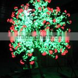 Hot sale Valentines' day red Rose led light/ Wedding Decorations
