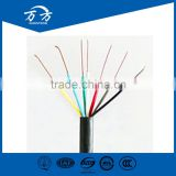 IEC 60502 1.5mm 2.5mm 4mm PVC sheathed industrial electrical cable