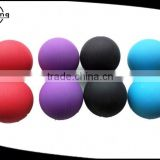 Peanut Lacrosse Ball Deep Tissue Double Lacrosse Massage Ball