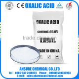 oxalic acid ethanedioic acid oxalic acid 25kg pp bag best price oxalic acid powder manufacture for detergent