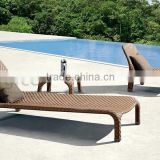 Evergreen Wicker Furniture - Garden Furniture 2016 - Outdoor Wicker Sunbed - Garden Furniture