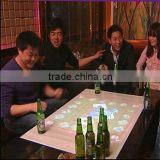 Popular Interactive projection bar/table game system for enertainment club light bar counter