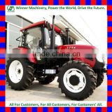 2015Hot sale ! China 110HP 4wd farm tractor price ,farm tractor for sale philippines