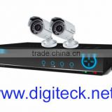 SWN8 - SWANN CCTV DVR4-4200 4 CHANNEL 960H 500GB HD DIGITAL VIDEO RECORDER DVR & 2x PRO-642 700TVL BULLET CAMERAS 25M NIGHT