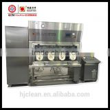 Sterilized/aseptic Test Isolator/Isolation system with VHP Pass Box