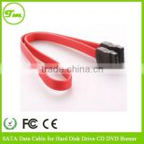 SATA Data Cable for Hard Disk Drive CD DVD Burner 75CM