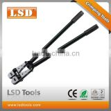 LSD High Quality10years LX-245B non-insulated cable links 70-240mm2 heavy duty Copper Y.O tube terminal electrical crimping tool