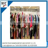 High length stainless steel hanging type clothes display rack/Clothing store/wire display rack/china suppliers/new products