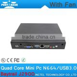Mini PC Server 8G RAM 32G SSD1.5TB HDD Pentium Baytrail CPU Scrap J2900 with Baytrail Quad-core CPU support SIM Card Processor
