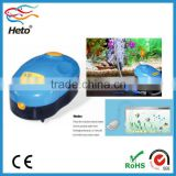 High quality 2.5W AC/DC small air pump aquarium