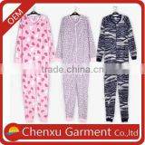 sexy nighty design 100% polyester polar fleece sleepwear wholesale pajama pants plus size nighty india women sleep wear