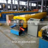 Full Automatic Water Down Pipe Elbow Cold Forming Line Used Flying Saw